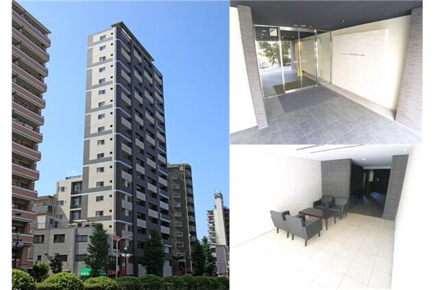 3LDK Apartment to Rent in Adachi-ku Exterior