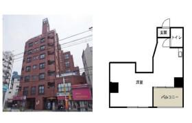 1R {building type} in Kitashinjuku - Shinjuku-ku