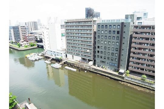 在港区购买1LDK 公寓大厦的 户外