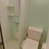 1R Apartment to Rent in Yokohama-shi Kanazawa-ku Toilet