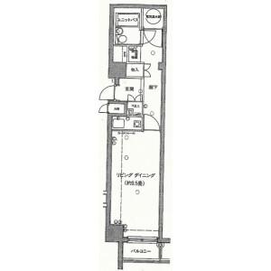 涩谷区神宮前-1R公寓大厦 楼层布局