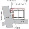 1K Apartment to Rent in Suginami-ku Map