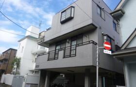 目黒区鷹番-2DK公寓大厦