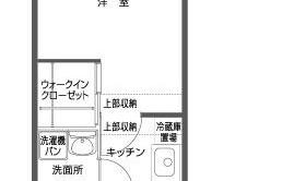 1K {building type} in Hiemachi - Fukuoka-shi Hakata-ku