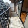 3LDK Apartment to Rent in Nagoya-shi Showa-ku Balcony / Veranda