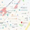 在川崎市川崎區內租賃1K 公寓大廈 的房產 地圖
