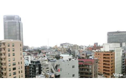 3LDK Apartment to Buy in Shibuya-ku Outlook