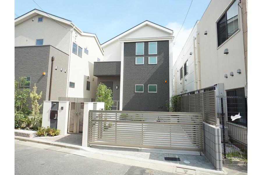 3LDK 戸建て 世田谷区 外観