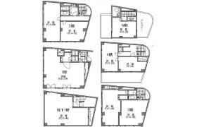 Whole Building Apartment in Kitashinjuku - Shinjuku-ku
