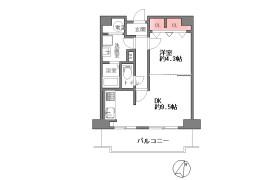 1DK {building type} in Nakazakinishi - Osaka-shi Kita-ku
