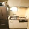 2LDK Apartment to Rent in Suginami-ku Kitchen
