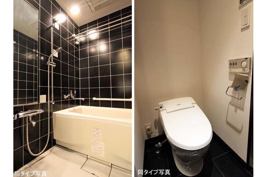 1R Apartment to Rent in Shibuya-ku Interior
