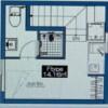 1R Apartment to Rent in Itabashi-ku Floorplan