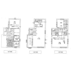 4LDK House in Sumida - Sumida-ku Floorplan