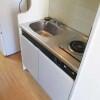 在大田區內租賃1R 公寓大廈 的房產 廚房