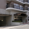 在港區內租賃1R 公寓大廈 的房產 大廳