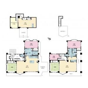 5LDK House in Shonankokusaimura - Yokosuka-shi Floorplan