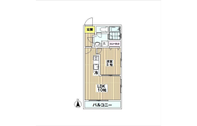 1LDK Apartment in Konandai - Yokohama-shi Konan-ku