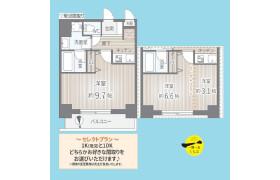 2K {building type} in Kandanishikicho - Chiyoda-ku