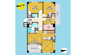 3LDK {building type} in Iguchi - Mitaka-shi