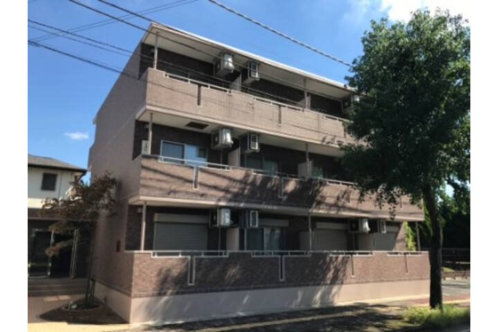1K Apartment to Rent in Chiba-shi Wakaba-ku Exterior