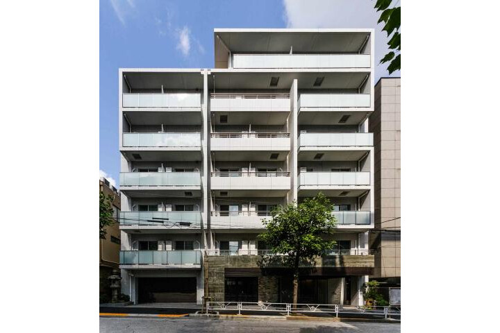 1LDK Serviced Apartment to Rent in Shibuya-ku Exterior