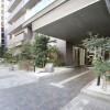 2LDK Apartment to Rent in Chuo-ku Building Entrance