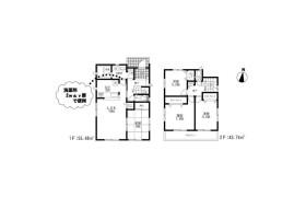 4LDK House in Doi - Fukuoka-shi Higashi-ku