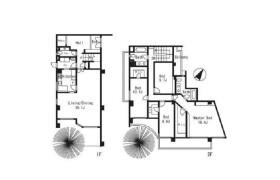 4LDK Apartment in Kamiyamacho - Shibuya-ku