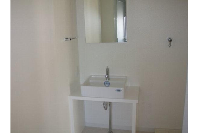 1LDK Apartment to Rent in Nagoya-shi Naka-ku Washroom