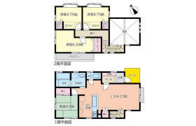 4LDK House in Urasato - Nagoya-shi Midori-ku