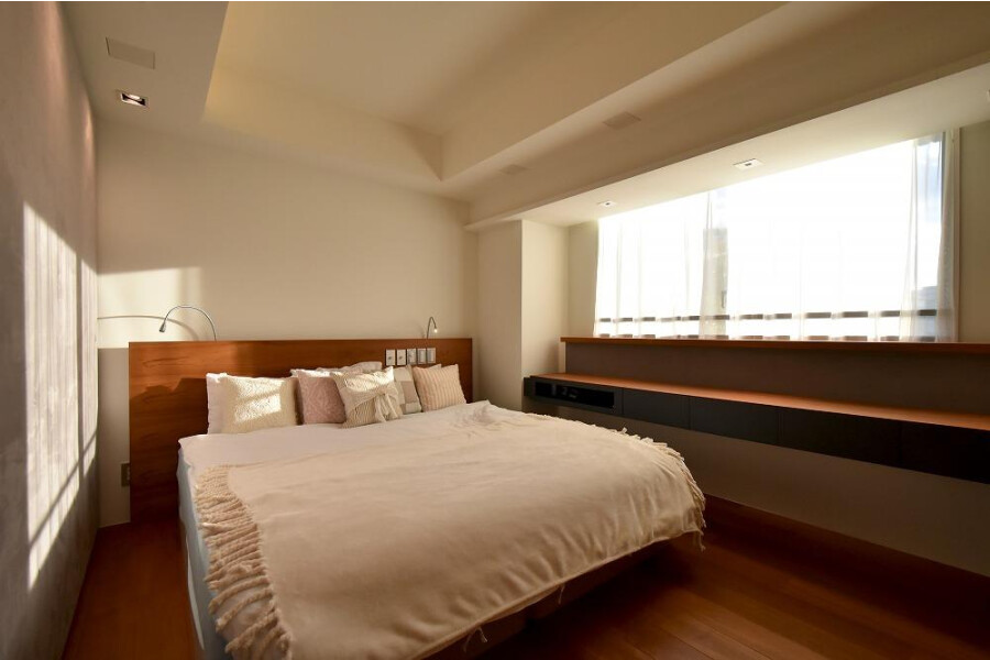 3LDK Apartment to Buy in Shibuya-ku Bedroom