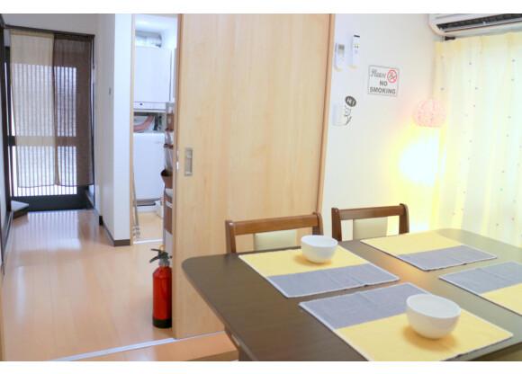 2LDK House to Rent in Shinagawa-ku Floorplan