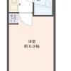 1K Apartment to Buy in Osaka-shi Minato-ku Floorplan