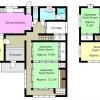 7DK House to Buy in Otsu-shi Floorplan
