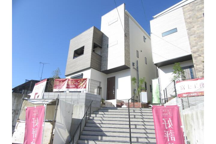 4LDK House to Buy in Osaka-shi Abeno-ku Exterior