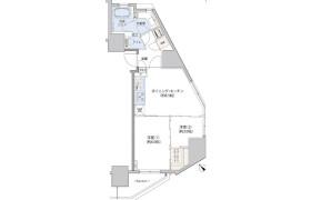 2DK Mansion in Koishikawa - Bunkyo-ku