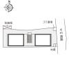 1K Apartment to Rent in Osaka-shi Ikuno-ku Layout Drawing