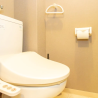 1LDK Apartment to Rent in Osaka-shi Chuo-ku Toilet