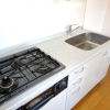 1LDK Apartment to Rent in Chuo-ku Interior