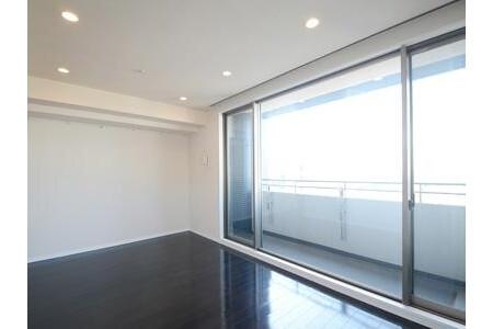 1SLDK Apartment to Rent in Shinagawa-ku Living Room