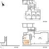 在足柄下郡箱根町购买4LDK 独栋住宅的 楼层布局