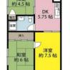3DK Apartment to Buy in Kawaguchi-shi Floorplan