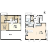 1SLDK House to Rent in Meguro-ku Floorplan