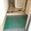 在大阪市東住吉区购买3LDK 独栋住宅的 入口/玄关