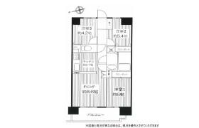 品川区 東大井 3DK {building type}