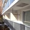 1K Apartment to Rent in Bunkyo-ku Balcony / Veranda