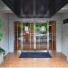 在港區購買1R 公寓大廈的房產 Building Entrance