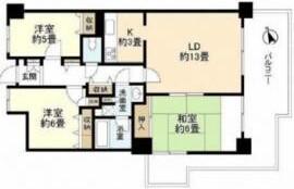 3LDK Apartment in Daikanyamacho - Shibuya-ku