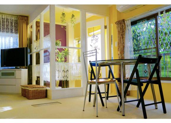 1DK Apartment to Rent in Koto-ku Floorplan
